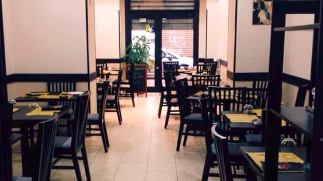 Sala - Pizzeria Napoletana Daniele, Milano