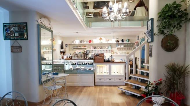 Vista sala - Tatiana Melfa Bakery, Palermo