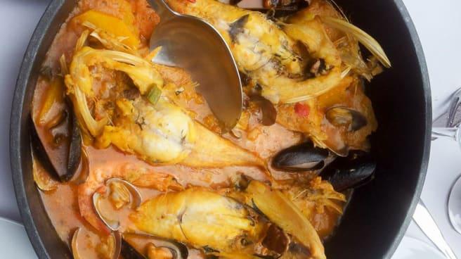 Sugerencia del chef - Trafalgar 12