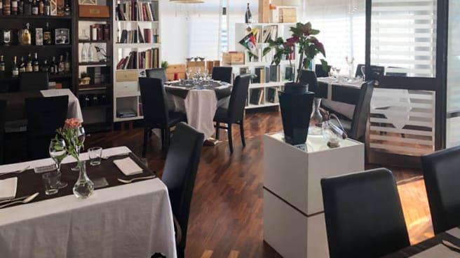 Vista sala - Nautilus Restaurant, Pisa