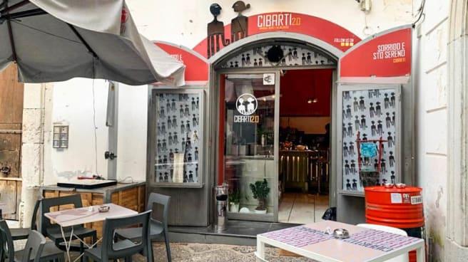 Entratta - Cibarti 2.0, Salerno