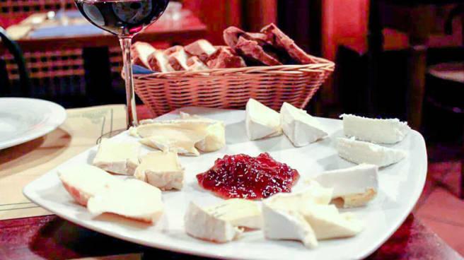 I formaggi - Ostarie Vecjo Friul, Milano