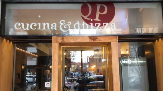 La entrata - Qpizza, Milano