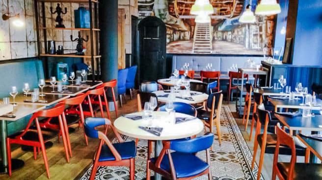 Les Clanchistes Restaurant - Les Clanchistes, Fontenay-sous-Bois