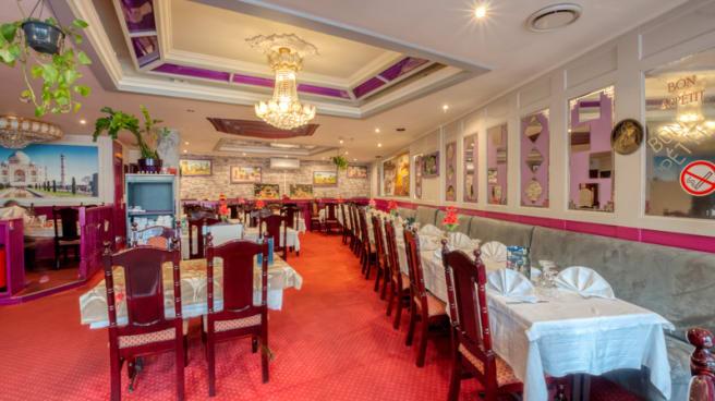 Salle du restaurant - Gujrat, Villeparisis