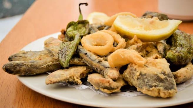 Sugerencia del chef - La Gaditana, Cádiz