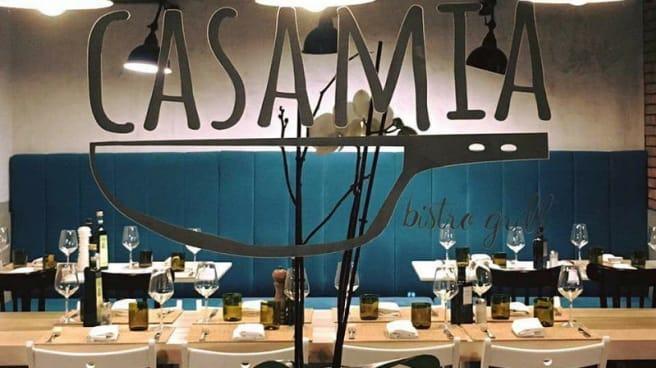 Sala - Casamia bistrò grill, Marsala