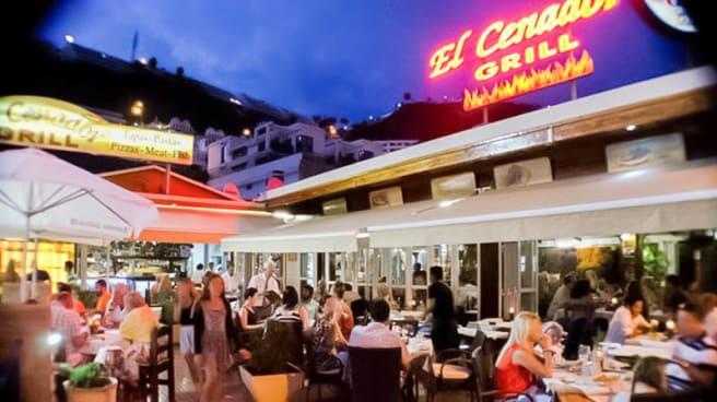 Vista terraza - El Cenador Grill, Mogán