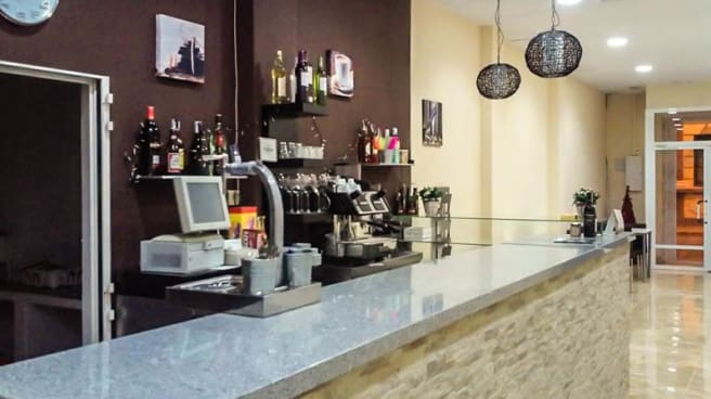 Vista sala - Café Bar Centre