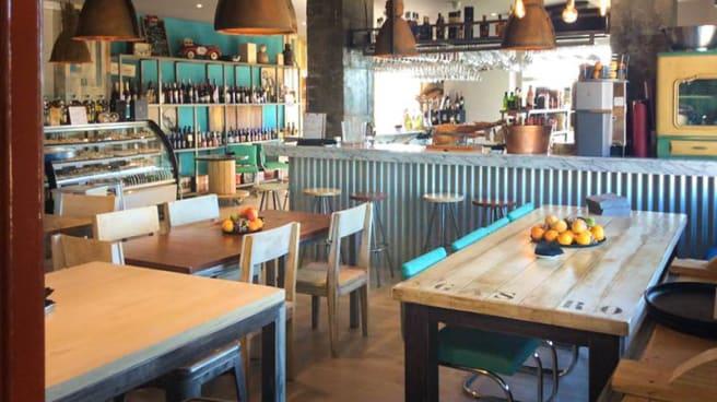 Vista del interior - La Gastro Croquetería de Alpedrete, Alpedrete