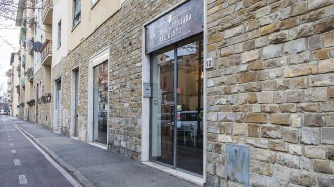 Entrata - Bottega Artigiana del Gusto, Firenze