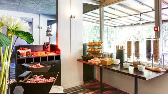 Salon du restaurant - Best Western Alexander Park, Chambéry
