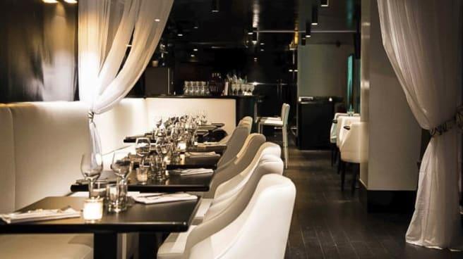 Salle du restaurant - Circle, Paris