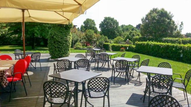 Terrazza e giardino - La Quiete
