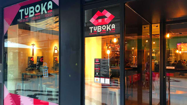 Entrada - Tuboka, Granada