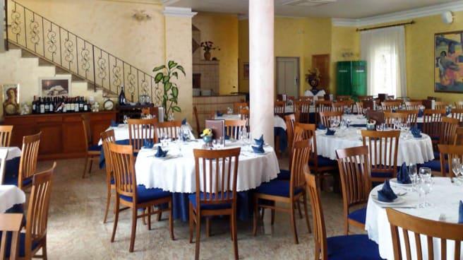 Sala del ristorante - Cordial Ristorante Pizzeria Hotel, Comiso