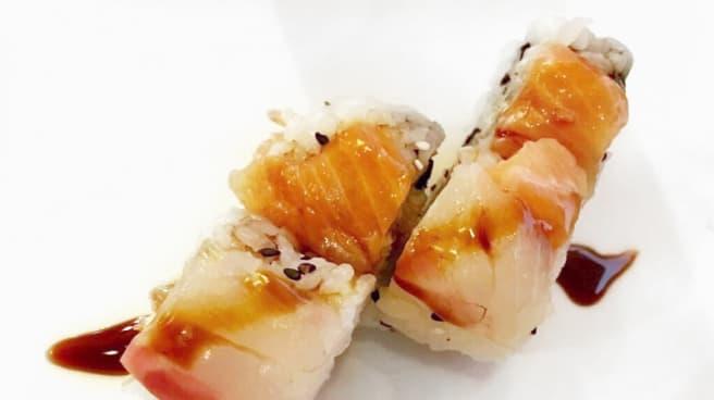 Sugerencia del chef - Kazan Sushi, Milan