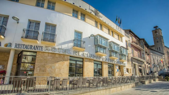 Fachada - Ciudad de Cazorla - Hotel Restaurante, Cazorla