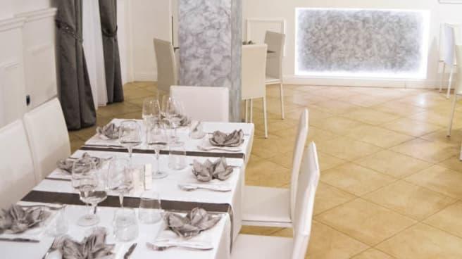 Sala white - La Brace, Angri