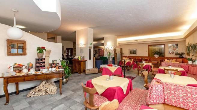 Sala ristorante - Park Hotel Miramonti