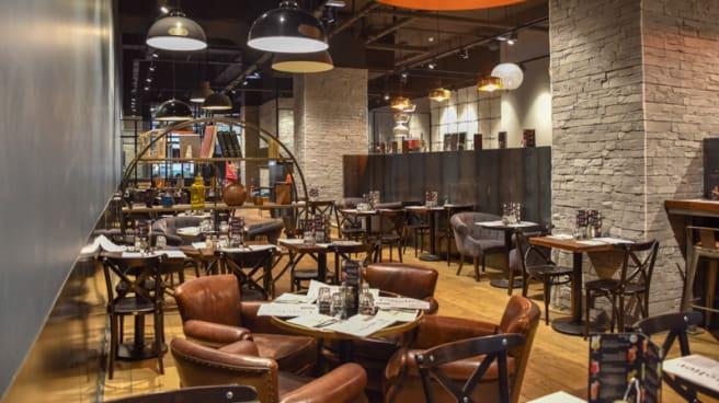 Salle du restaurant - Bistro l'Atelier - La Défense, Paris La Défense