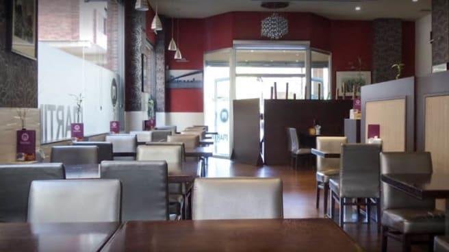 Vista del interior - Martin's, Granada