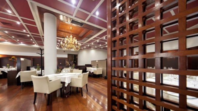 Vista sala - Etxaniz - Hotel Silken Indautxu, Bilbao