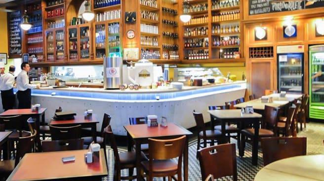 Vista da sala - Bar Mooca, São Paulo