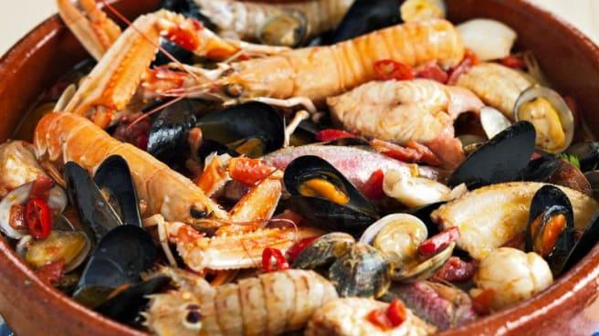 Piatto - Il Pescatore Benevento, Benevento