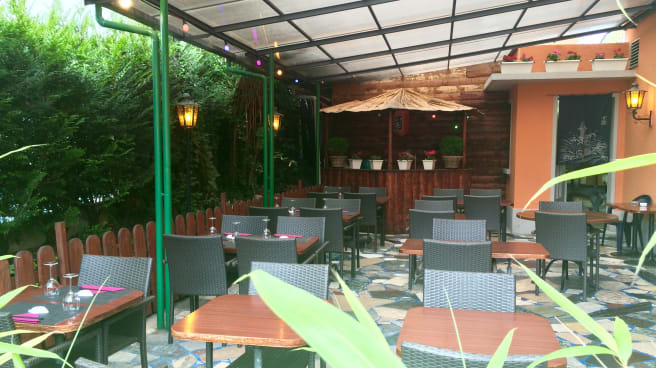 Terrasse - Bambou Sushi Bar, Pully