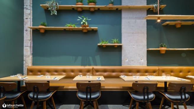 Vue de l'intérieur - Lyon's Gastro Pub, Lyon