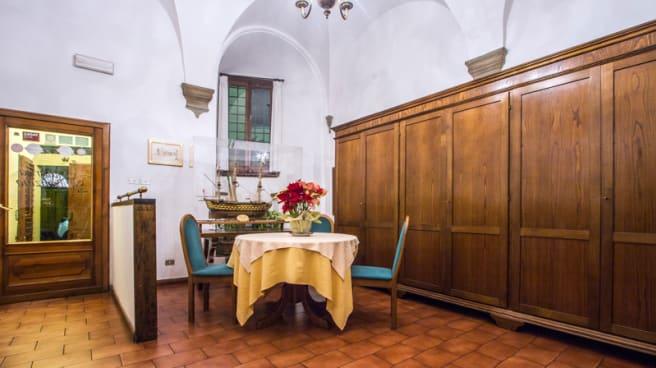 Vista sala - Taverna Del Bronzino, Firenze