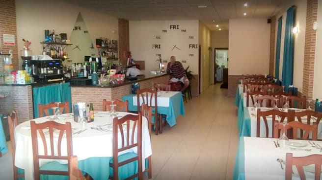 Vista del interior - 7 Fridays, Orihuela