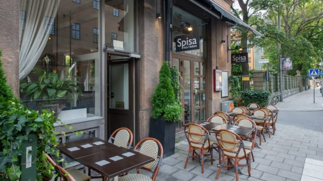 Spisa - Spisa hos Helena, Stockholm