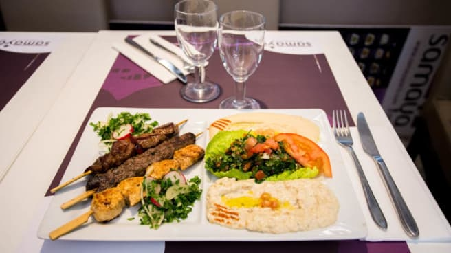 Suggestion du Chef - Samaya Grenelle, Paris