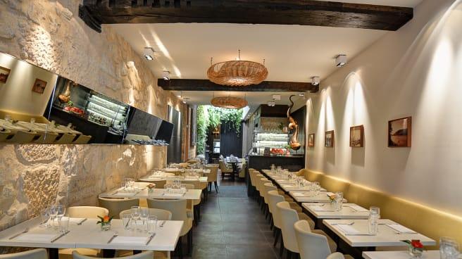 Restaurant tendance - Suan Thai, Paris