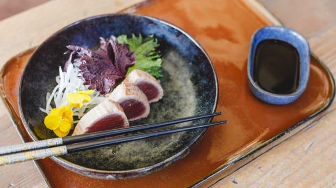 Tataki thon - Enjoy Sushi Le Tholonet, Le Tholonet