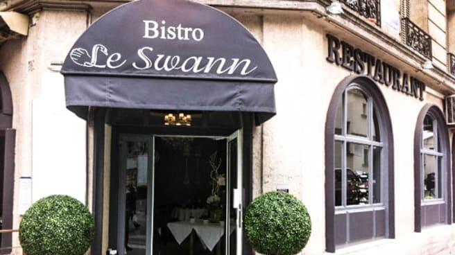 Entrée - Le Swann, Paris