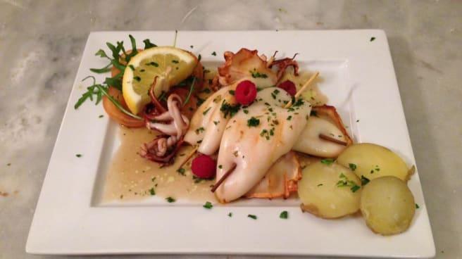 Suggerimento dello chef - La Crocera, Genoa