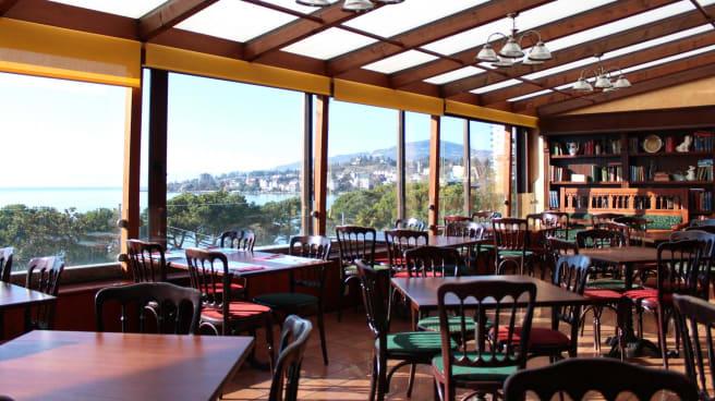 Salle - Barrel Oak Irish Pub, Montreux