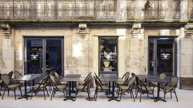 Terrasse - Les Frères Poulards, Montpellier
