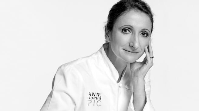 Le chef Anne Sophie - La Dame de Pic - Anne-Sophie PIC - Paris, Paris