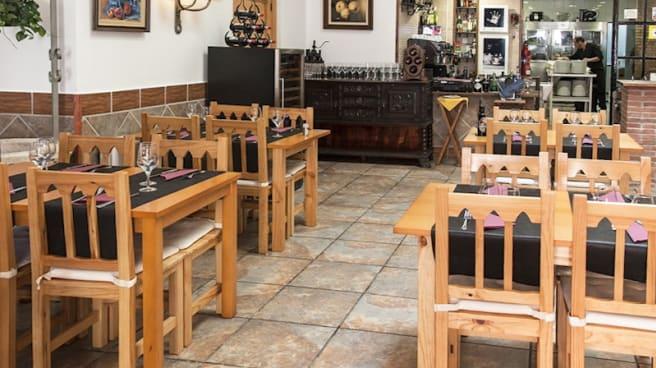 Vista sala - L'Hort de la Rectoria, Cornella De Llobregat