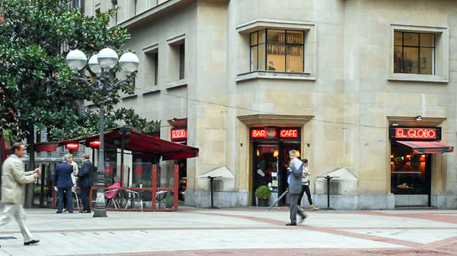 Vista terraza - Bar El Globo, Bilbao