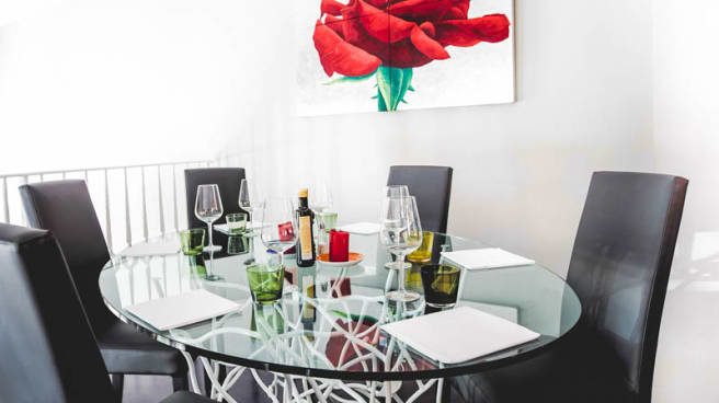 Particolare tavolo - 3jolie, Milano