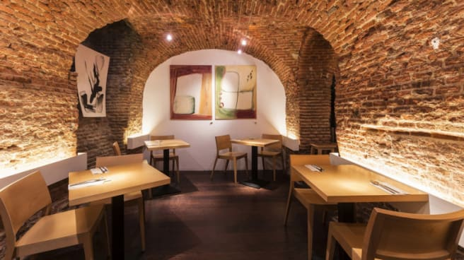 Vista Sala - L'Artisan Furansu Kitchen, Madrid