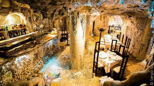 Sala del restaurante - Mágico Campico