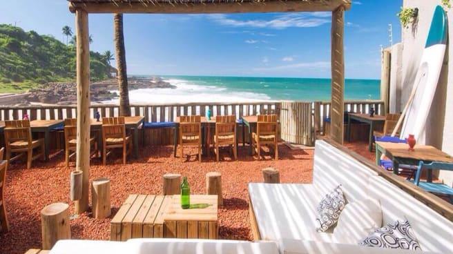 RW blue praia - Blue Praia, Salvador