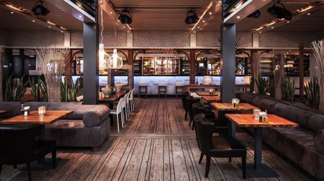 Restaurantzaal - Beachclub Fuel, Overveen