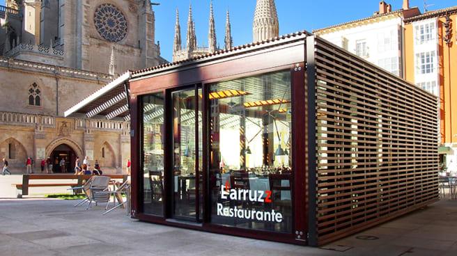 Vista exterior - L'Arruzz, Burgos